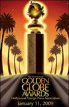 Golden Globe Poster is Golden