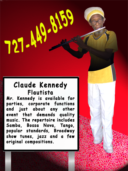 Claude Kennedy AD